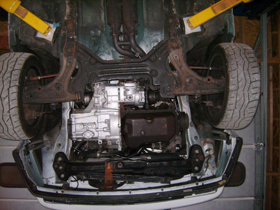 Belt drive starter motor